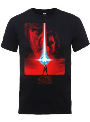 Star Wars T Shirt - Return of the Jedi - Red
